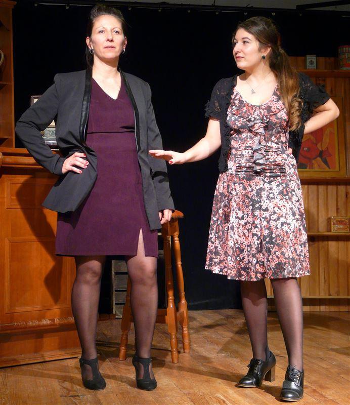 Madeleine et Lucienne
