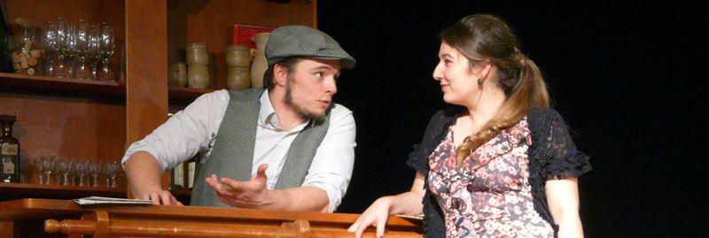 Fernand et Lucienne